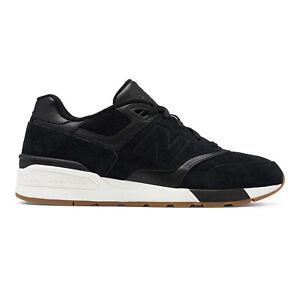 Details about New Balance Suede 597 Men's Sneaker Shoes Black Sea Salt ML597SKG