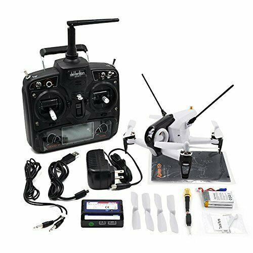 Walkera Rodeo 150 2.4G Carreras Dron Devo 7 RTF
