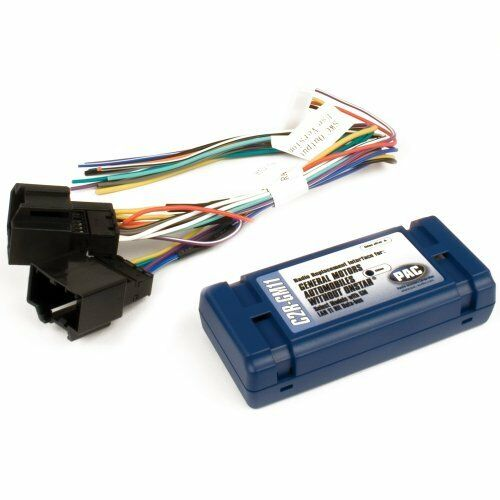 PAC C2r-gm11 Radio Replacet Wire Harness Adapter for Select GM ...