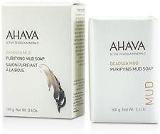 Purifying Dead Sea Mud Soap, AHAVA, 3.4 oz