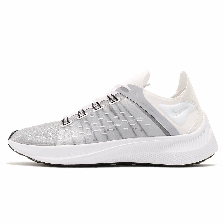 Nike Men's EXP-X14 Running shoes White Wolf Grey-Black (10.5, White Wolf...