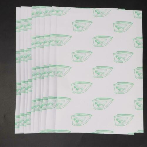 10 Pcs High Quality Light Color TL-150M Hollow T-shirt Shirt Heat Transfer Paper