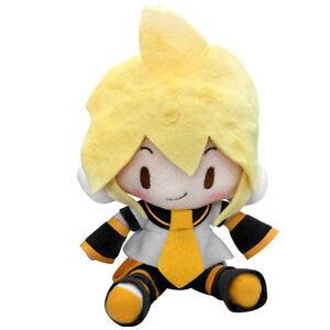 Sega-Hatsune-Miku-Vocaloid-1015993-Jumbo-14-Soft-Plush-Kagamine-Len-Doll