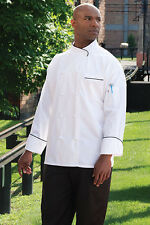 Uncommon Threads Luxembourg Executive Chef Jacket, XS-6XL, 0455EC