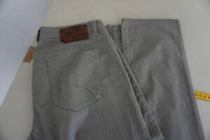 DKNY-Jeans-Femmes-Chino-Stretch-stoffhose-Pantalon-28-34-w28-l34-Mince-Gris-Top-16