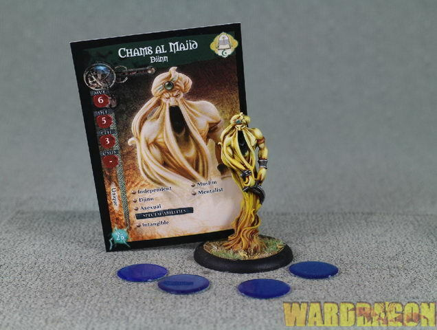 Anima miniaturen wds hat chams al - majid q31