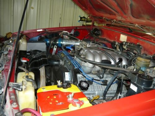 BLUE FILTER For 95-98 Toyota T-100 Tacoma 3.4L V6 RAM AIR INTAKE KIT