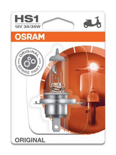 Osram HS1 Original Standard Headlight Bulb for Motorbike Motorcycle 64185-01B
