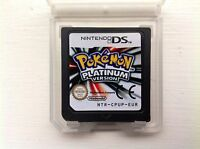 Pokemon Platinum Version Edition Nintendo 2DS 3DS DSi XL Role Playing Game RPG