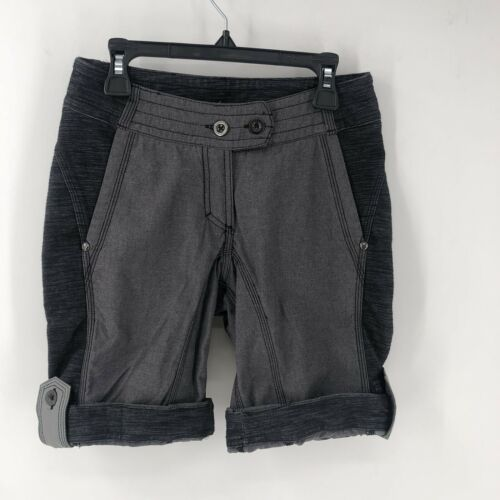 Lululemon Ride On Shorts Womens Size 2 Cycling Out