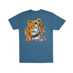 Original Rip N Dip Chaos T-Shirt - Slate Blau