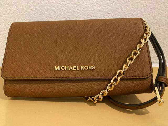 Michael Kors Jet Set Travel Luggage LTH LG Phone Crossbodybag 35s8gtvc3l