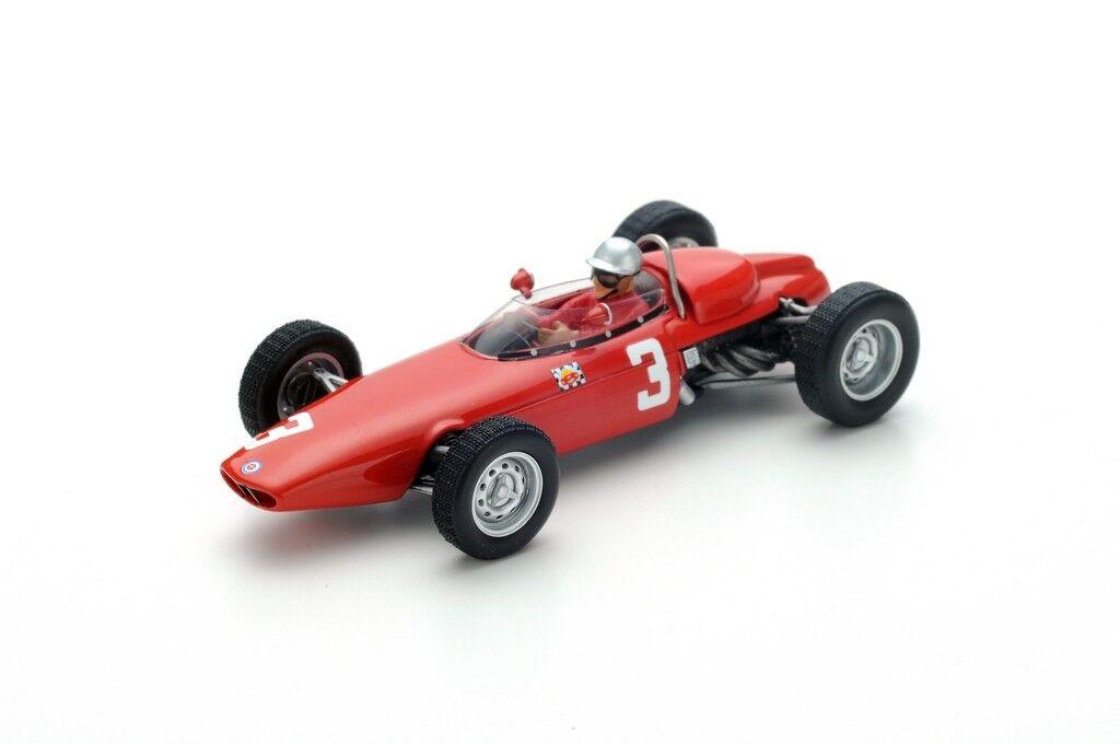 Spark Model 1 43 S5270 BRM P57 F.1  3 5th British GP 1963 Bandini NEW