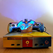 Modded HD* Original Xbox *Blue Dragon* 500 Gig N64 NES SNES SEGA PS1 GB &+*WOW*