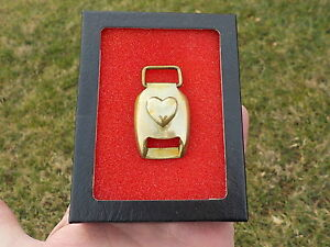 Old-Rare-Vintage-Civil-War-Relic-Confederate-Brass-Horse-Harness-Buckle-Cover