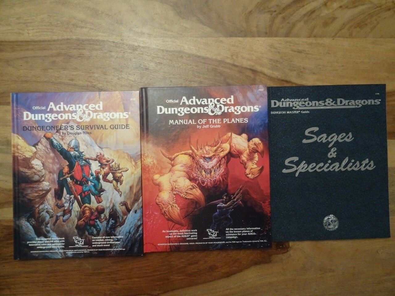NEW unused Condition (AD&D, TSR)
