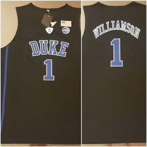 b9d72ed81 Zion Williamson Duke Blue Devils  1 Replica Mens Size XXL Basketball Jersey