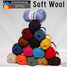 100g Sockenwolle Sensitive Socks für Wollallergiker vegan 4-fach filzfrei 016