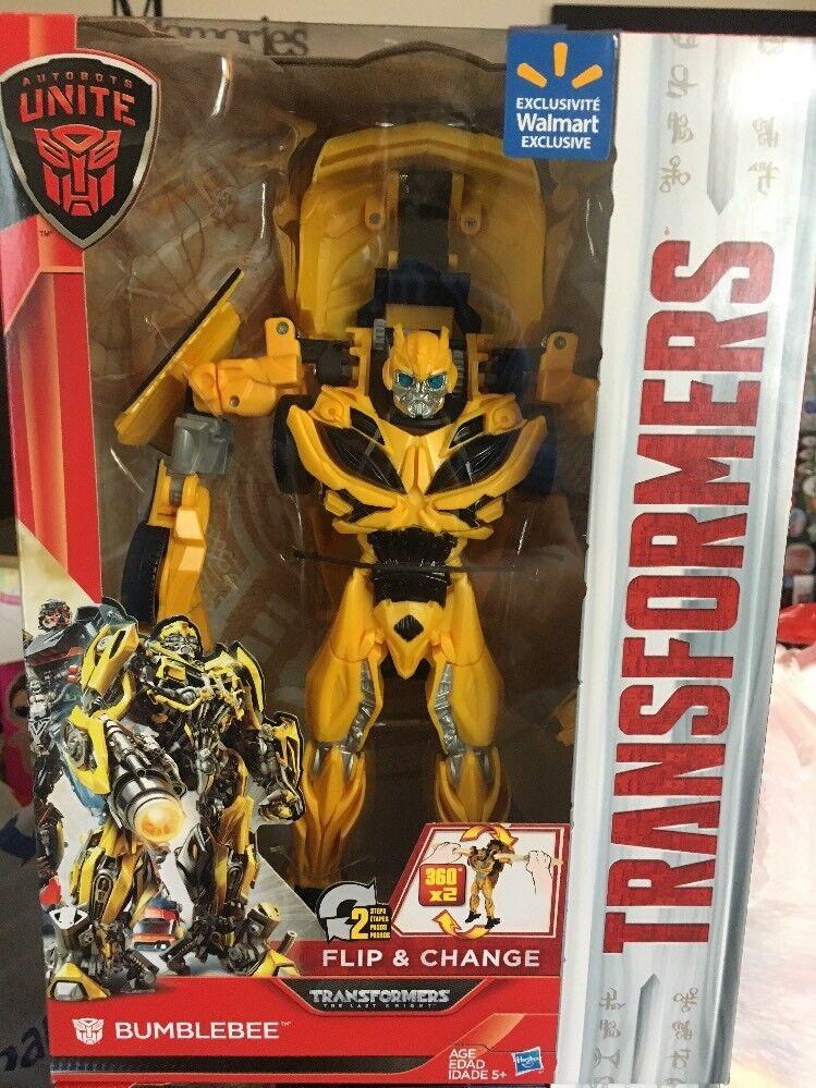 Transformers Bumblebee 2017 Walmart Christmas Exclusive