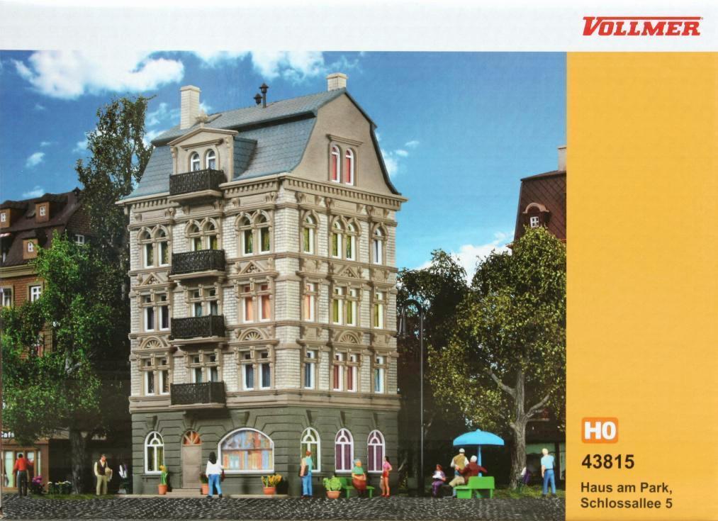 Vollmer 43815 ( 3815 3815 3815 ) H0 - Haus im Park   Schloßallee 5   NEU & OvP 9fc4e3