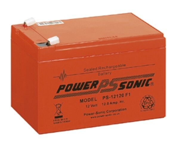 descuento de ventas en línea Peg-perego 12 voltios (12 Amp hr.) Modelo de de de Batería ReCochegable DMU 12-12 SLA, Seale  descuento online