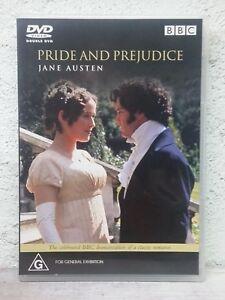 PRIDE-AND-PREJUDICE-DVD-Jane-Austen-BBC-MINI-SERIES-Colin-Firth-5-HOURS