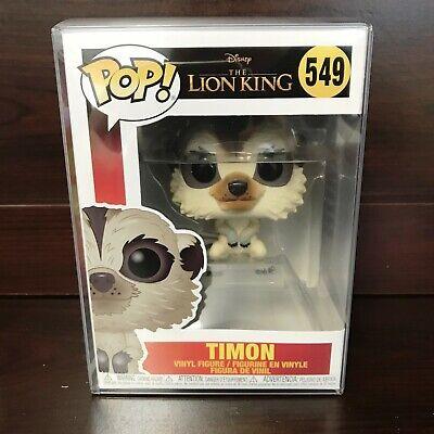 Funko Pop Vinyl-Le Roi Lion-TIMON 549