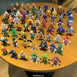7pcs-Fisher-Price-Imaginext-Power-Rangers-dc-space-Blind-Bag-Figure-no-repeat