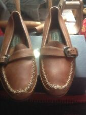 .Polo Ralph Lauren Saddle Leather Shoe/loafer/Moccasin  8 1/2D