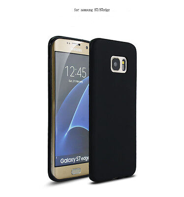 Cute Candy Rubber Silicone Gel Soft TPU Case Cover For Samsung Galaxy S6 S7 edge
