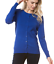 Women-Cardigan-Long-Sleeve-Solid-Open-Front-Knit-Sweater-Cardigan-S-3XL thumbnail 13