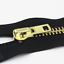 26 Inch Brass Separating Jacket Zipper Y-Teeth Metal Heavy Duty New