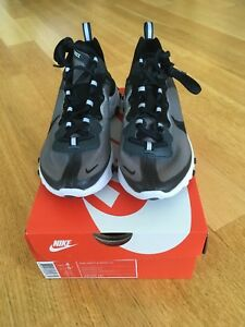 run shoes best quality brand new Details about Nike React Element 87 Anthracite Black ( Size 4 Men's US  Women's 5.5 US )