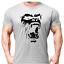 Gorilla Roar Gym T-Shirt Mens Gym Clothing Workout Training Bodybuilding GYM-T