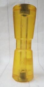 Kielrolle-Trailer-Rolle-Bootszubehoer-Achse-16mm-200mm-7-8mm-gelb
