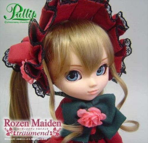 Rozen Maiden crimson F-567 Japan import Figure NEW Groove Fashion Doll Pullip