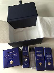 Guerlain-Orchidee-Imperiale-6pc-set-Longevity-serum-cream-eye-lip-mask-case-B