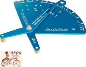 PARK-TOOL-CDG-2-CHAINRING-DIAMETER-GAUGE-BIKE-BICYCLE-TOOL