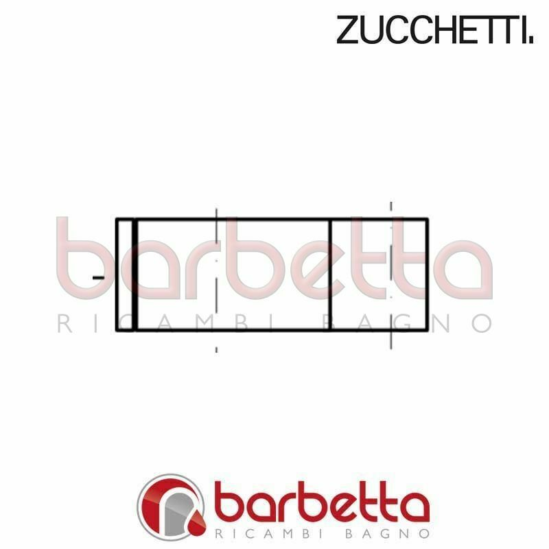 CENTRALE SCORREVOLE PORTA DOCCIA AGUAbleu ZUCCHETTI R99372