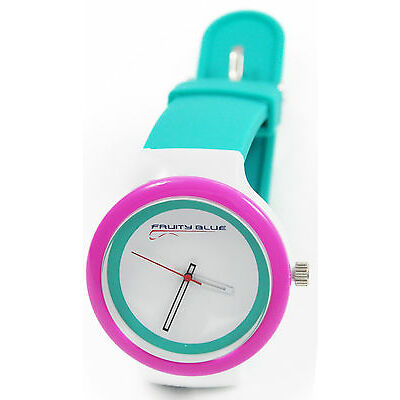 BOBBIE SILICONE UNISEX JELLY WATCHES FUNKY COLOURS 2015 FASHION