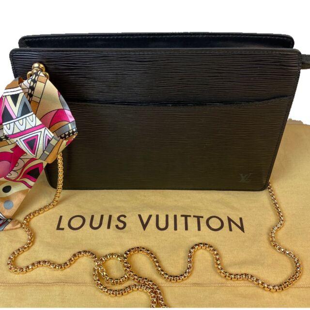 Auth Louis Vuitton Epi Zippy M60072 Wallet Black Leather For Sale Online Ebay