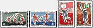 Timbres-Sports-JO-Niger-PA45-8-lot-9202