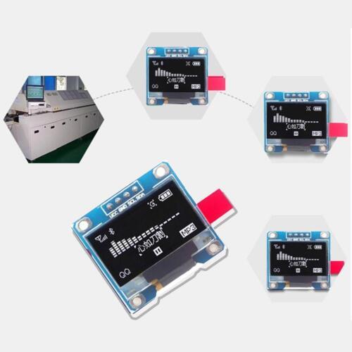 "0.96/"" I2C IIC Serial 128X64 OLED LCD Display SSD1306 for 51-STM32 P3N1"