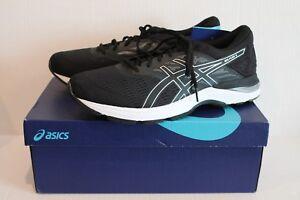193cd62dff4 Details about Asics Men's Size 13 Black/Silver/Carbon Gel-Flux 5 Athletic  Running Shoes NEW