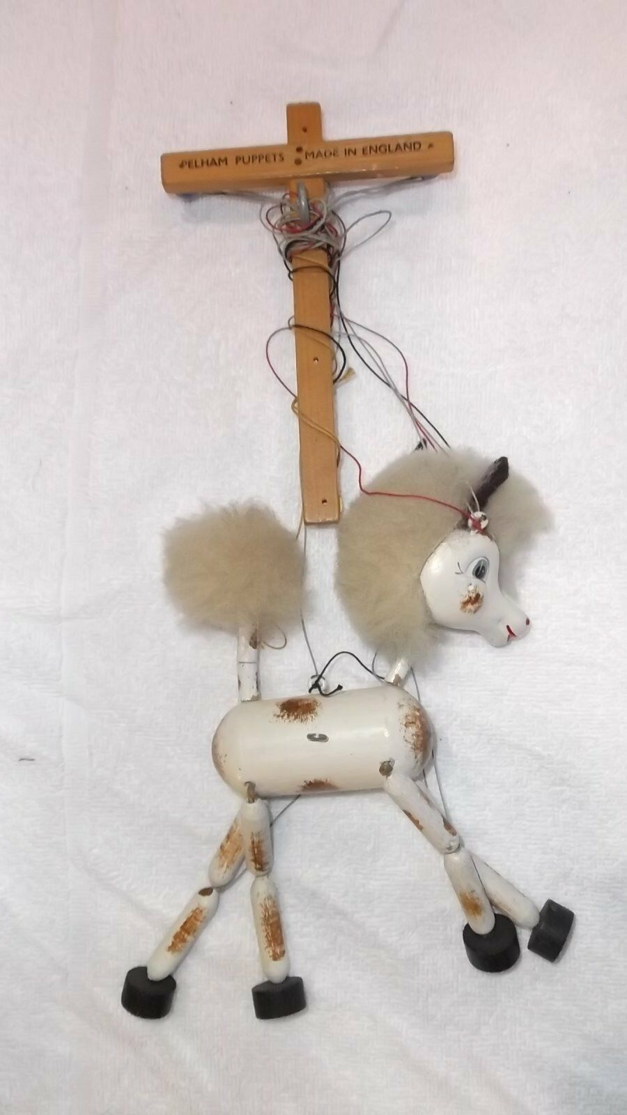 Vintage Pelham Pony Puppet 50 60s Made in England