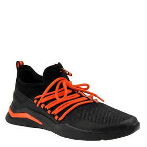 CN3177 Black/Atomic Red Running Shoes