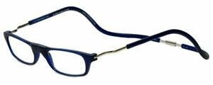 Clic-Magnetic-Reading-Glasses-Original-Style-XXL-Fit-67-Color-amp-Power-to-Choose