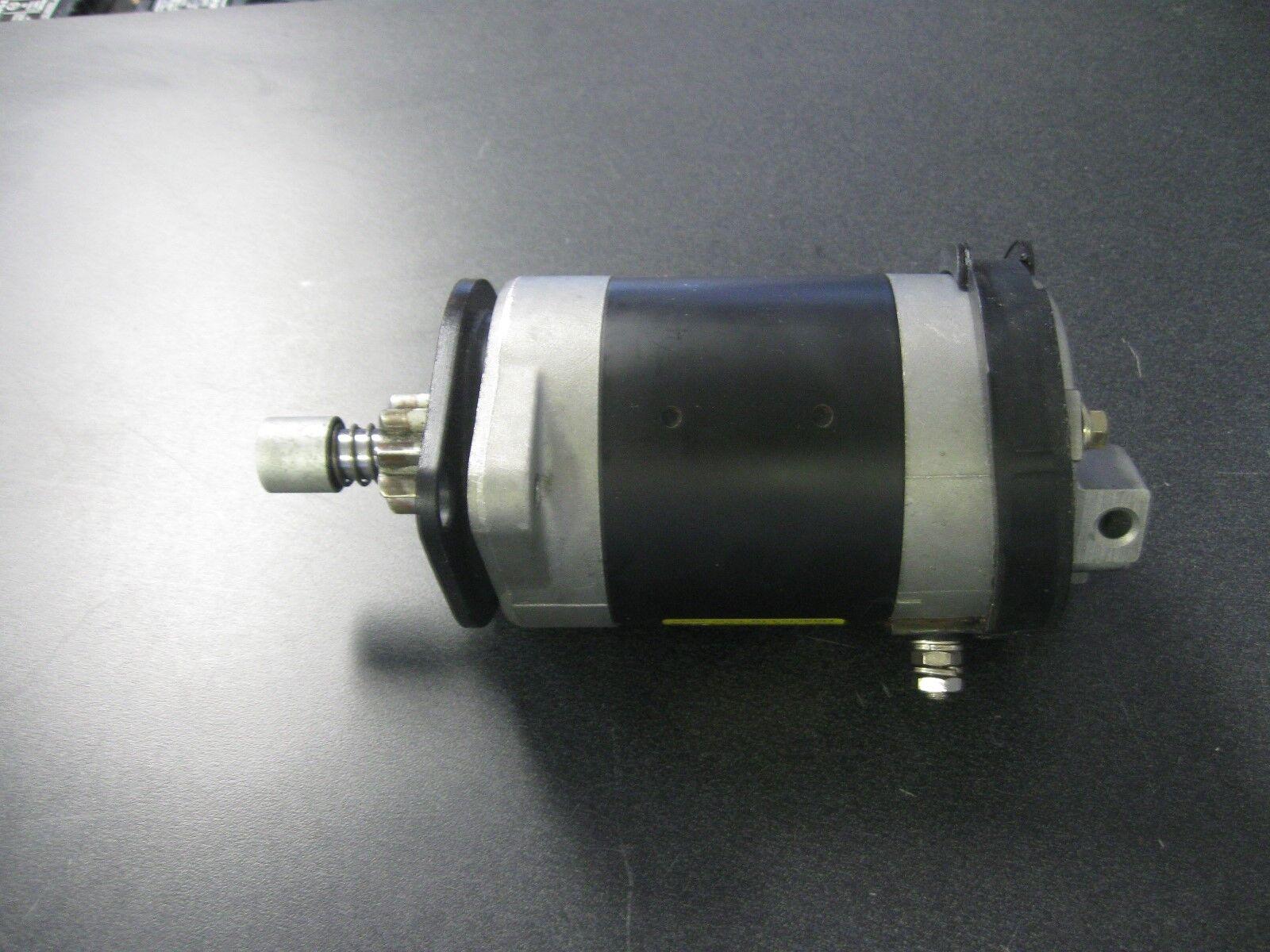 Suzuki Outboard Starting Motor Assy 31100-87D10