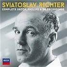 Sviatoslav Richter: Complete Decca, Philips & DG Recordings (2015)