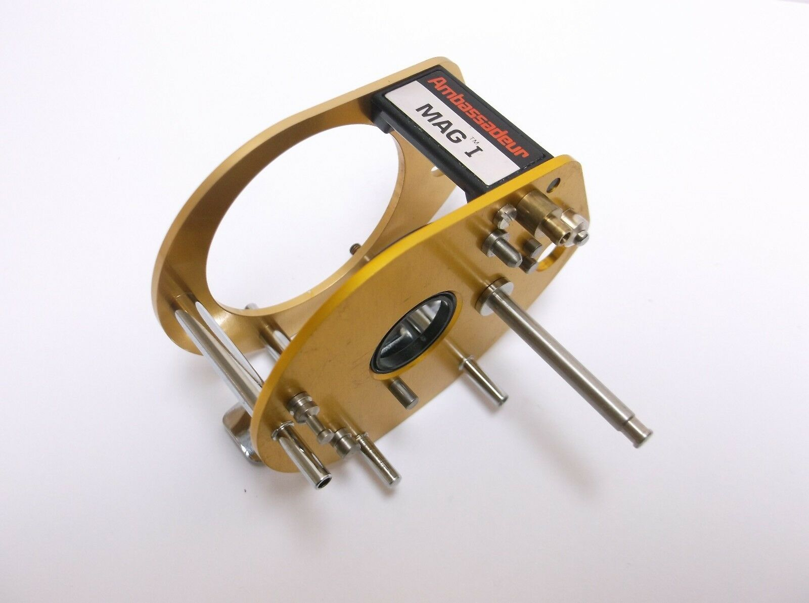 ABU GARCIA REEL PART - 975375 Ultra Mag I (82-06-00) - Frame Only  F